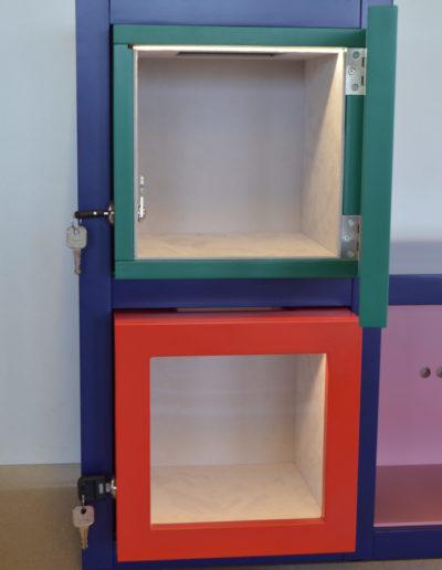 Prototype petite vitrine