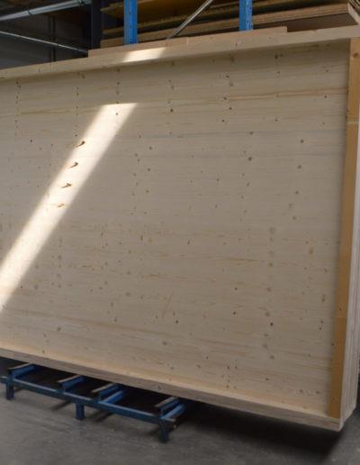 Panneaux pour fabrication d'un dos de stand